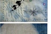 Inspiring stitchery