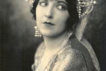 1920-30's Kokoshniks