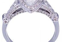 18k White Gold Pear Shape Diamond Bezel Set Engagement Ring Art Deco Halo Pave 1.45ct