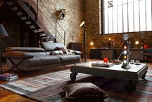 house interiors industrial