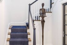 Entryway/Stairwell