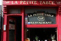 Kellemes ízek es romantikus találtak helye. / Ízek a Francia konyháról.