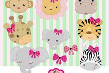 Jungles animals