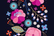 *illustrations & pattern designs*