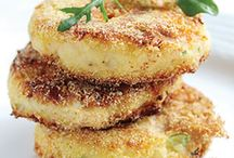 Seafood / Main dishes involving seafood