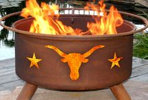 Texas Longhorns / by Ashley Goff