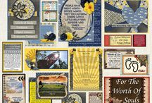 'Worth of Souls' Missionary Care Package Kit / A Fabulous place to find Fun & Spiritual Care Package Ideas and Instant Downloads to send your Missionary! Easy & Helpful How to's including shopping lists and links.