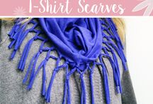 old t-shirts crafts