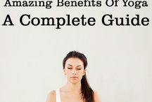 Yoga, Spirituality and Stuff