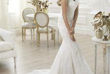 Fishtail wedding dresses
