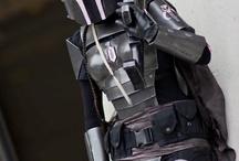 Star Wars mandalorian cosplay