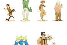 Disney / Desenhos legais