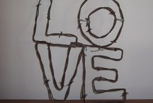 Crafts.. Wire Art