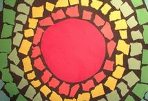 Mosaic for barn
