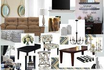 Living Room Decor / by Matt Logan