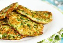 zeleninové placicky