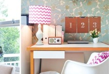 Home Inspirations / Home decor from near and far / by Jill Potts
