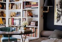 Home - Study/spare room / by Lisa Martin