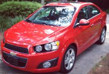 Chevy Sonic.  / The Chevy Sonic