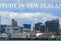 New Zealand Study / New Zealand is located in the Southwest Pacific Ocean & consists of two main Islands as well as number of smaller ones. Capital of New Zealand is Wellington but the most popular & happening city is Auckland. The Official languages in use in New Zealand are English & Maori. New Zealand has an internationally reputed education system. Students studying in NZ enjoy an amicable learning environment in small class sizes getting personalized attention from world class faculty.
