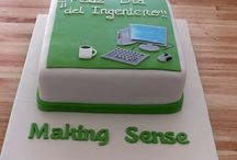 Happy Engineer's Day! / Yesterday we celebrated Engineer's day in Argentina, remembering June 16th in 1985 when engineering education began in our country. We decided to give our professionals something sweet to honour them in this special date
