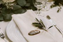 Menus/Table Settings