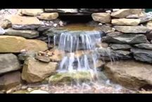 Waterfeature Videos / Water Features by Abel Landscaping:  http://www.abellandscaping.co.uk/national/paving