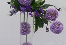 """ikebana"" flowers group design"