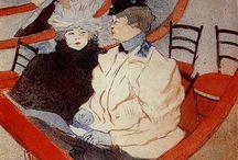 Henri de Toulouse-Lautrec / French