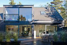 Villa Lima / En modern tolkning av den klassiska 1,5-plansvillan i Höllviken. Johan Sundberg Arkitektur. 2008.