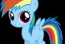 Rainbow dash ❤️