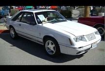 Fox Body Mustangs 79-93
