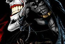 COVERS BATMAN