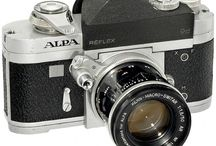 THINGS WE LIKE - CLASSIC CAMERAS