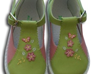 Baby and girls shoes