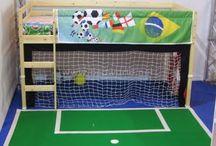Pippo's HOME soccer room