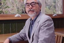 Miyazaki amassed / Art(icles) related to Hayao Miyazaki and his body of work