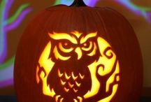 Art ~ Pumpkin Carving / by Carroll Wilson