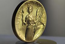 Lady Liberty looks so beautiful on this $100 American Liberty High Relief gold coin.