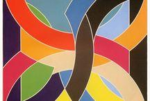 Modern Art by Frank Stella