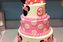 Minnie Mouse party  / Jasmines 1st bday ideas
