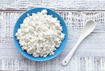 Τυρί κότατζ: θερμίδες, πρωτεΐνες και θρεπτική αξία / Το τυρί cottage στη διατροφή μας