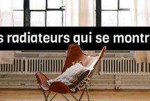 ACTU MARS 2016 : Des radiateurs sous toutes les formes