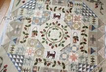 Japanse quilt
