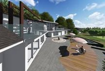 Hendra Property in Mount Eliza Melbourne / Hendra Property in Mount Eliza Melbourne designed by Architeria Architects