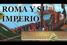 ROMA / Roma clásica y Roma actual