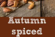 A Taste of Autumn / Inspiring and delectable foods & drinks for the fall season.
