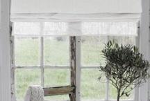 Fenster / Deko Fenster