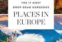 Tash Travels Europe