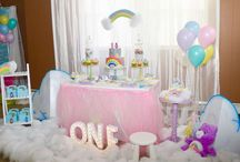 Care Bears Bday Party